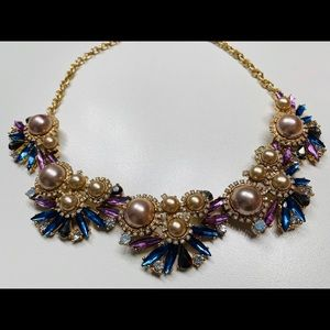 Jewelry - Multi Colored Statement Necklace